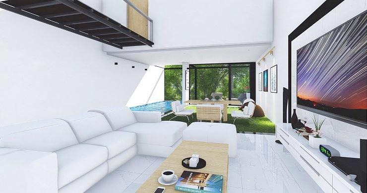 Modern 2 Bed Private Pool Villas By Bangrak Beach-6