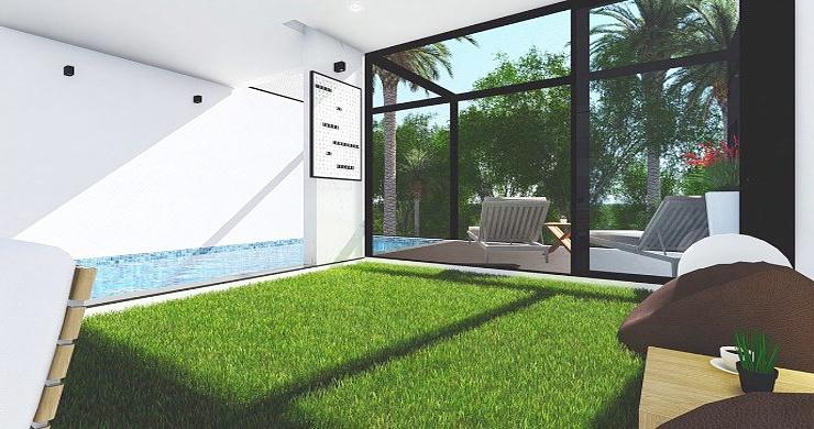 Modern 2 Bed Private Pool Villas By Bangrak Beach-7