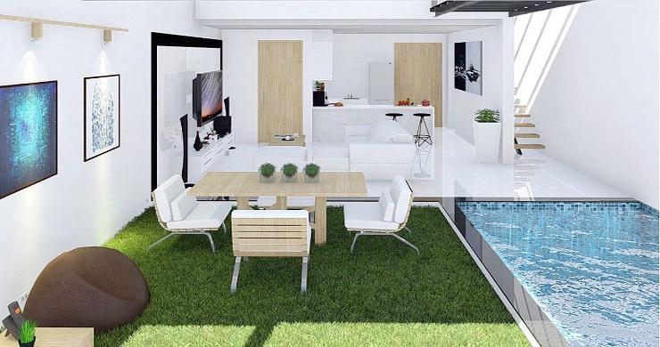Modern 2 Bed Private Pool Villas By Bangrak Beach-4