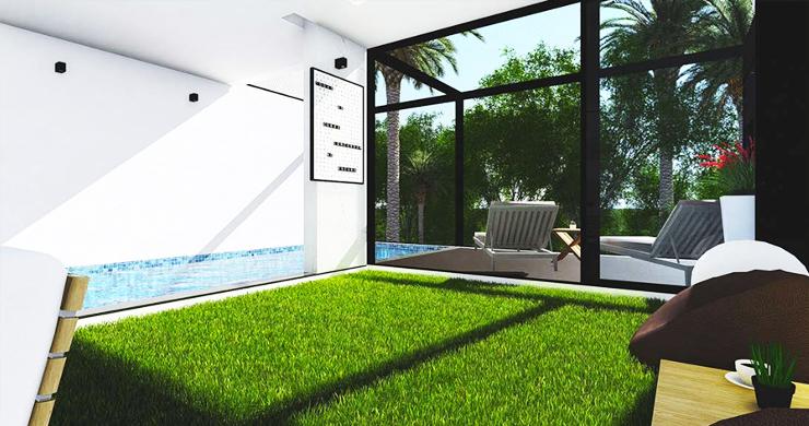 Modern 2 Bed Private Pool Villas By Bangrak Beach-23