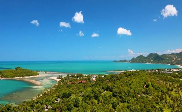 Premium Sea view Land Plots For Sale in Choeng Mon