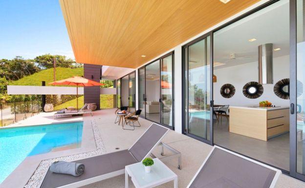 Modern 3-4 Bed Luxury Sea View Villas in Chaweng Noi