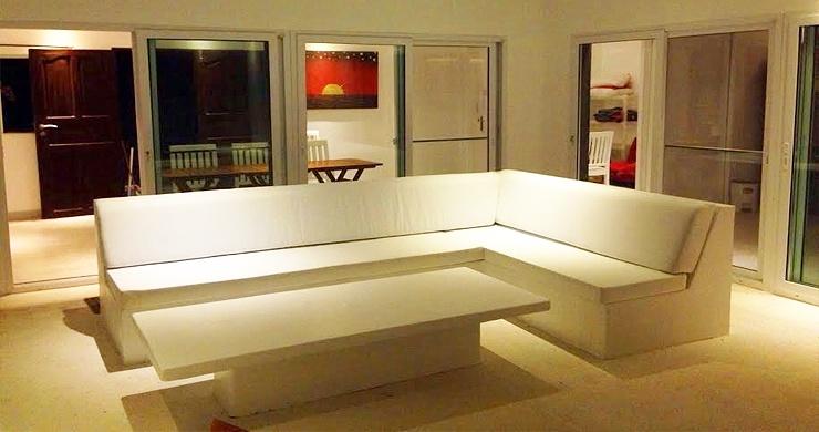 Tropical 3 Bedroom Private Pool Villa in Lamai -11