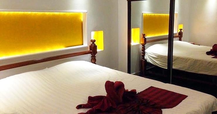 Tropical 3 Bedroom Private Pool Villa in Lamai -10