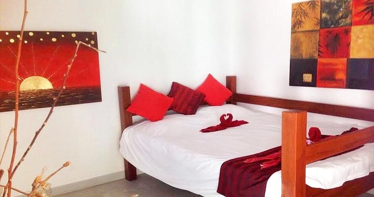 Tropical 3 Bedroom Private Pool Villa in Lamai -8