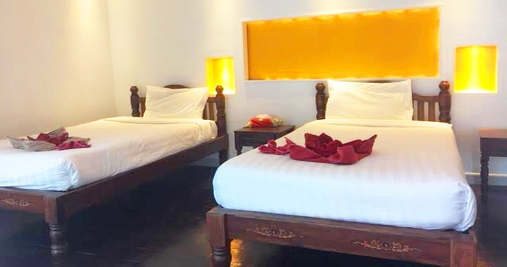 Tropical 3 Bedroom Private Pool Villa in Lamai -7