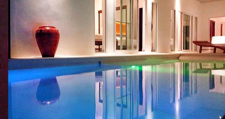 Tropical 3 Bedroom Private Pool Villa in Lamai -9