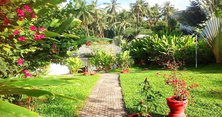Tropical 3 Bedroom Private Pool Villa in Lamai -16