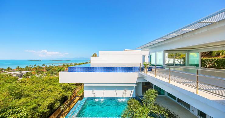 Beautiful 6 Bedroom Sunset Sea View Villa in Bangrak-2