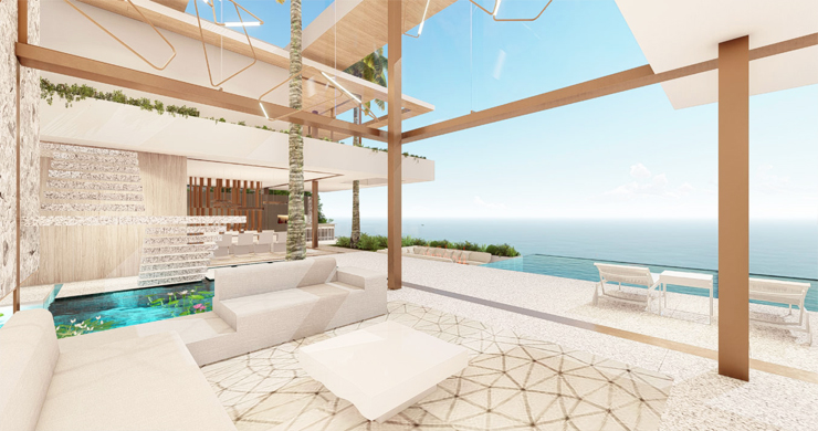 Ultimate Luxury Sea View Villas on Chaweng Noi Peak-9