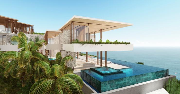Ultimate Luxury Sea View Villas on Chaweng Noi Peak-12
