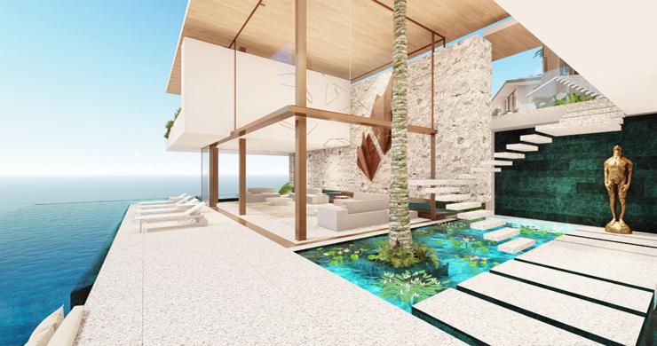 Ultimate Luxury Sea View Villas on Chaweng Noi Peak-8