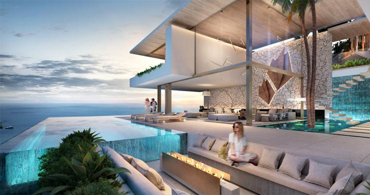Ultimate Luxury Sea View Villas on Chaweng Noi Peak-13
