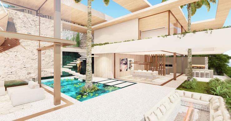 Ultimate Luxury Sea View Villas on Chaweng Noi Peak-11