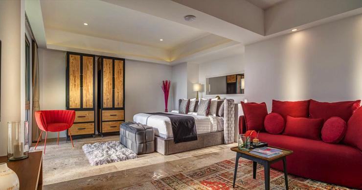 Ultra Modern 6 Bedroom Sea View Villa in Chaweng Noi-15