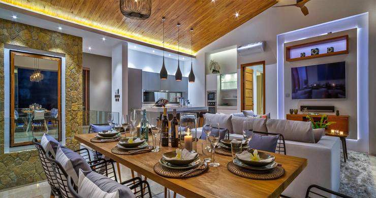 Ultra Modern 6 Bedroom Sea View Villa in Chaweng Noi-9