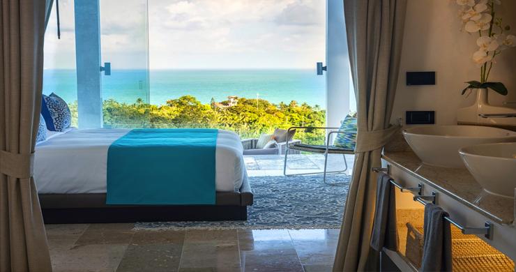 Ultra Modern 6 Bedroom Sea View Villa in Chaweng Noi-13