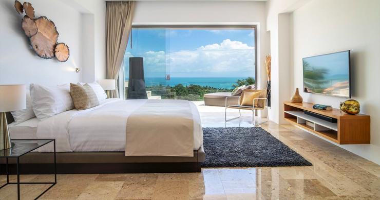 Ultra Modern 6 Bedroom Sea View Villa in Chaweng Noi-10