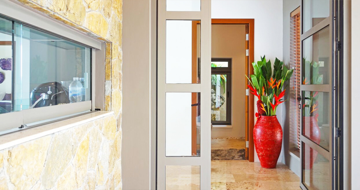 Modern 6 Bed Sea View Villa for Sale in Chaweng Noi-6