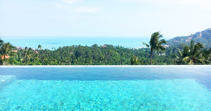 Modern 6 Bed Sea View Villa for Sale in Chaweng Noi-18