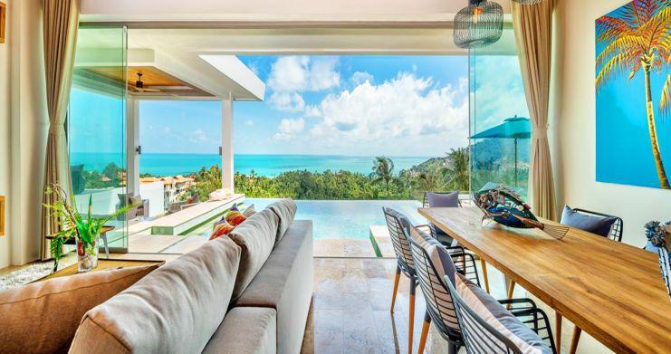 Ultra Modern 6 Bedroom Sea View Villa in Chaweng Noi-16