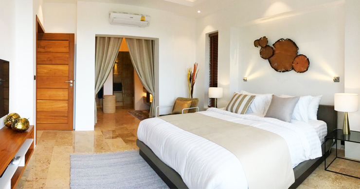 Modern 6 Bed Sea View Villa for Sale in Chaweng Noi-13
