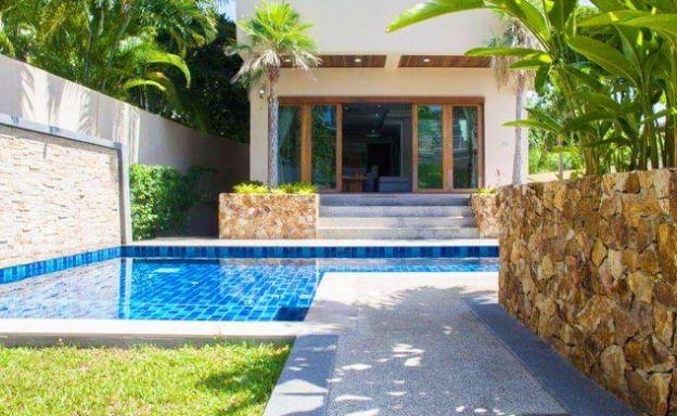 Modern 3 Bedroom Pool Villa in Chaweng Noi Hills