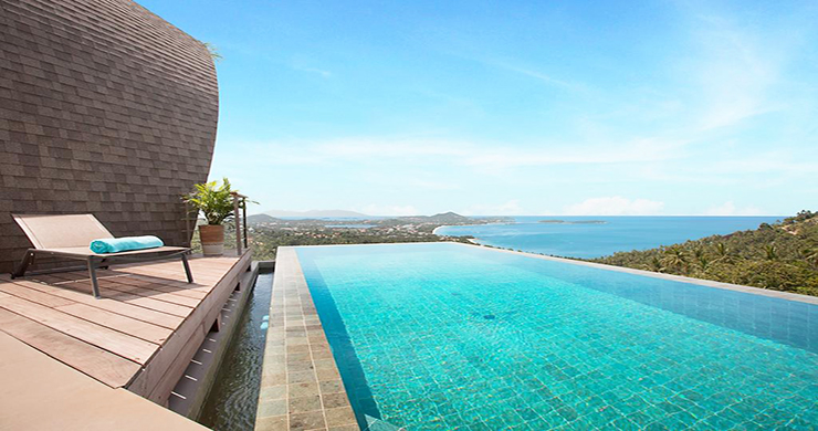 Contemporary 3 Bedroom Luxury Villa in Chaweng Noi-16