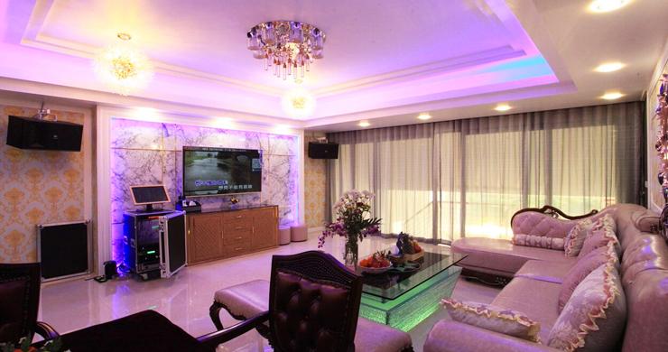 New Luxury Sea View Duplex Villa for Sale in Plai Laem-3