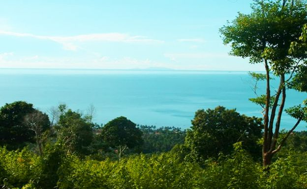 Exclusive Sea View Land For Sale in Bangpor