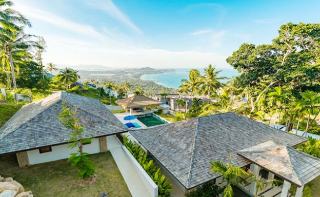 Stunning Bali Style Private Pool Villa in Chaweng Noi