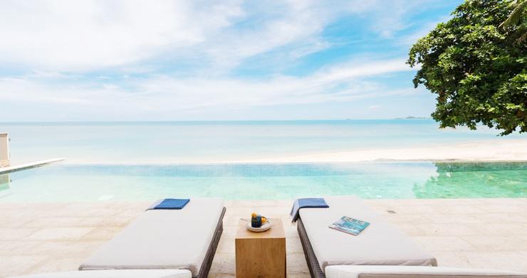 Contemporary 6 Bedroom Beach Front Villa in Laem Sor-16