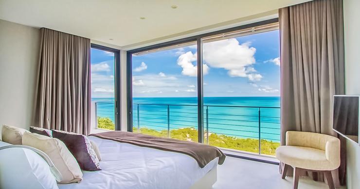 Ultra Modern 5 Bedroom Sea View Villa in Chaweng Noi-12