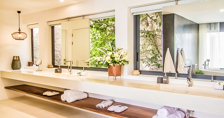 Ultra Modern 5 Bedroom Sea View Villa in Chaweng Noi-14