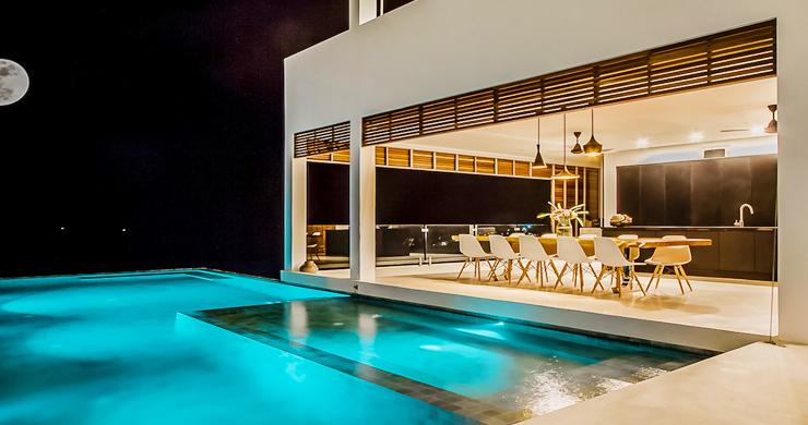 Ultra Modern 5 Bedroom Sea View Villa in Chaweng Noi-18