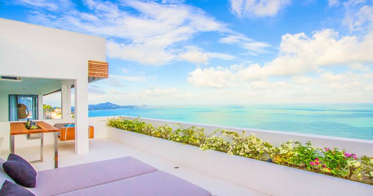 Ultra Modern 5 Bedroom Sea View Villa in Chaweng Noi-1