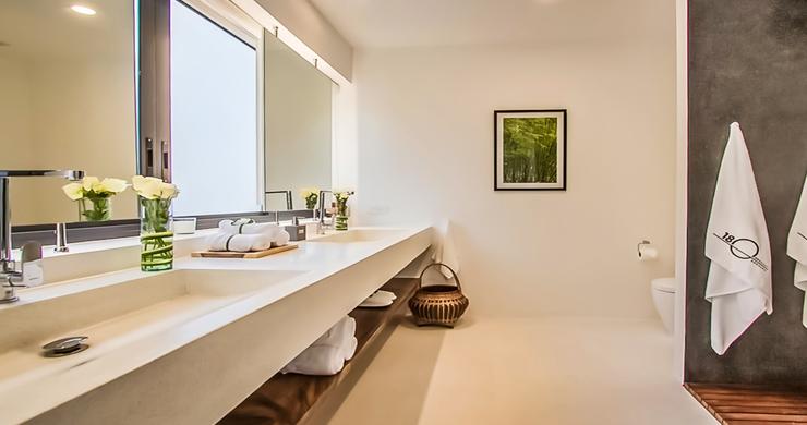 Ultra Modern 5 Bedroom Sea View Villa in Chaweng Noi-11