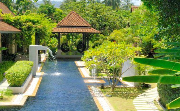 Tropical 9 Bedroom Residential Resort for Sale in Lamai