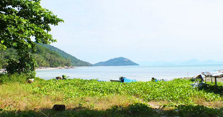 Peaceful Beachfront Land for Sale in Taling Ngam-5