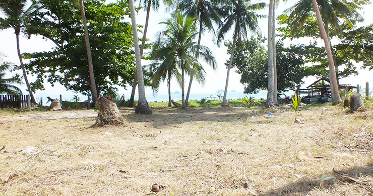 Peaceful Beachfront Land for Sale in Taling Ngam-4