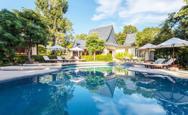 Luxury 5 Bed Garden Pool Villa Choeng Mon
