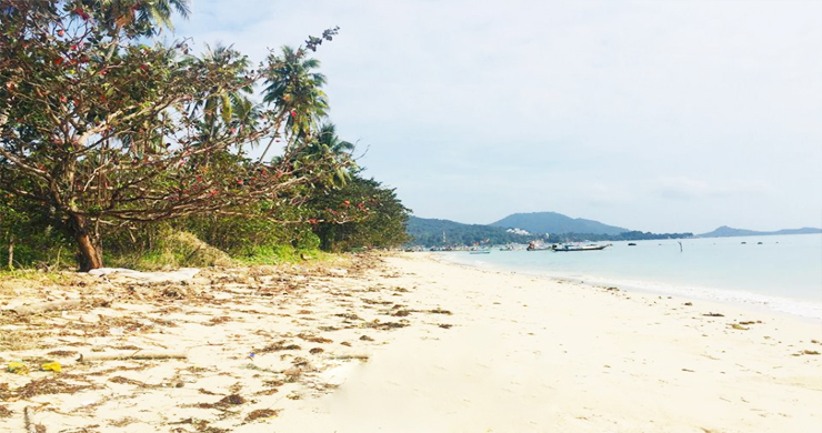 Prime Beachfront Land for Sale in Hua Thanon-4
