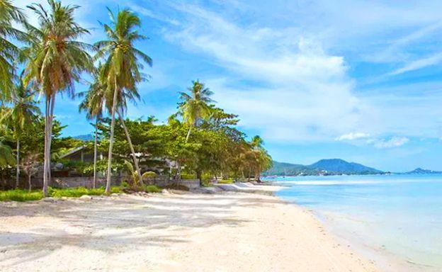 Prime Beachfront Land for Sale in Hua Thanon