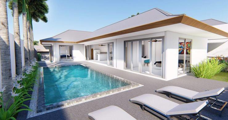 New 3 Bedroom Luxury Pool Villas in Maenam-1