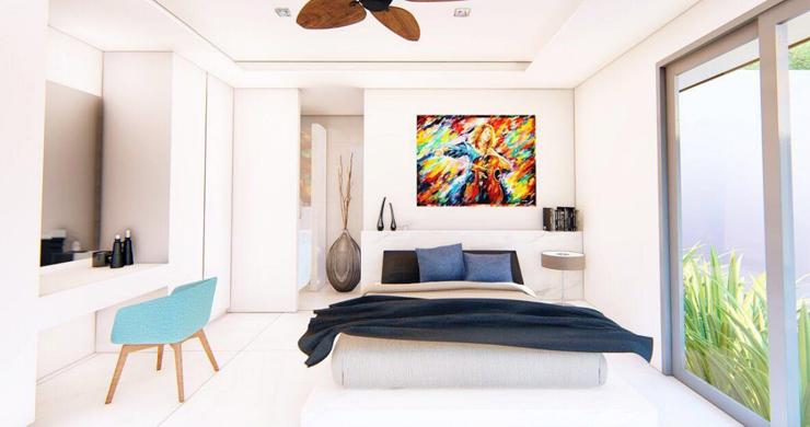 New 3 Bedroom Luxury Pool Villas in Maenam-6