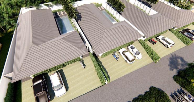 New 3 Bedroom Luxury Pool Villas in Maenam-11