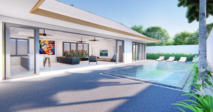 New 3 Bedroom Luxury Pool Villas in Maenam-5