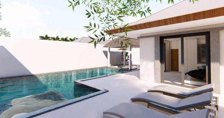 New 3 Bedroom Luxury Pool Villas in Maenam-7