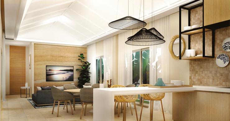Modern 3 Bedroom Pool Villas Close to Lamai Beach-6