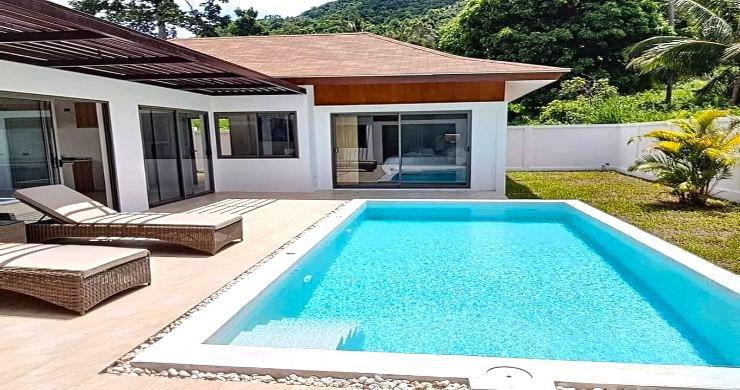 Modern 3 Bedroom Pool Villas Close to Lamai Beach-1